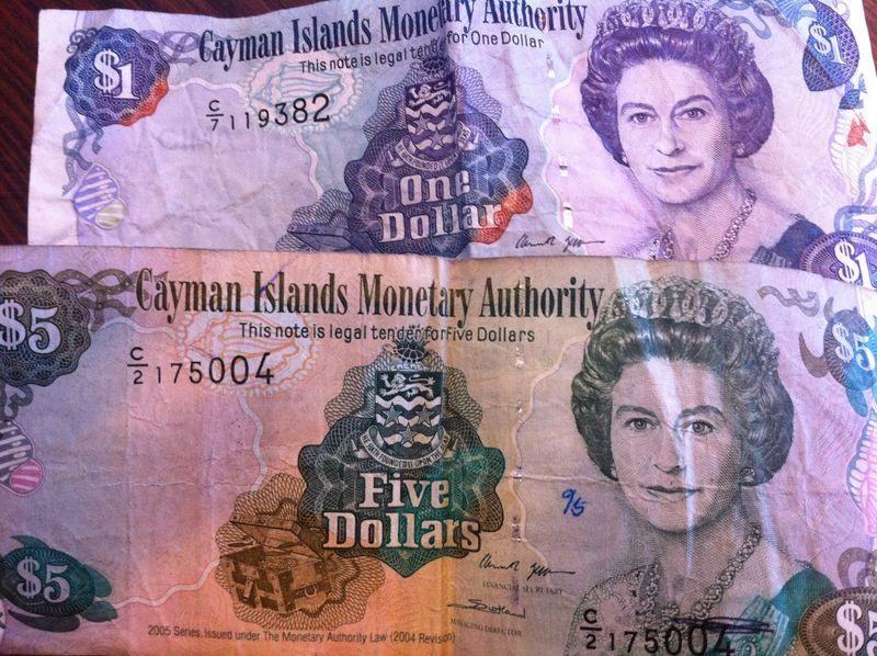 Cayman currency